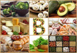 Thực phẩm giàu vitamin B tốt cho người bị kinh nguyệt không đều