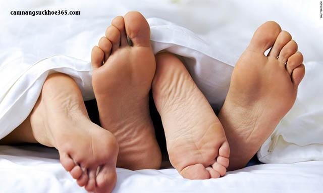 Ngứa 2 bên mép vùng kín do quan hệ tình dục