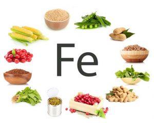 Ăn thực phẩm nhiều sắt khi bị rong kinh