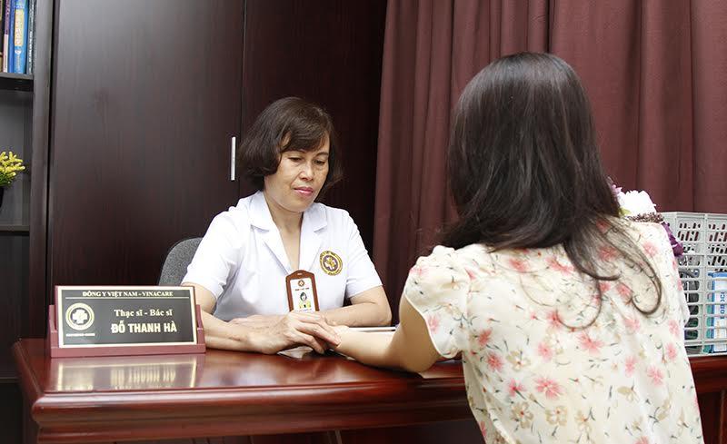 Bác sĩ Đỗ Thanh Hà khám và điều trị nấm candida