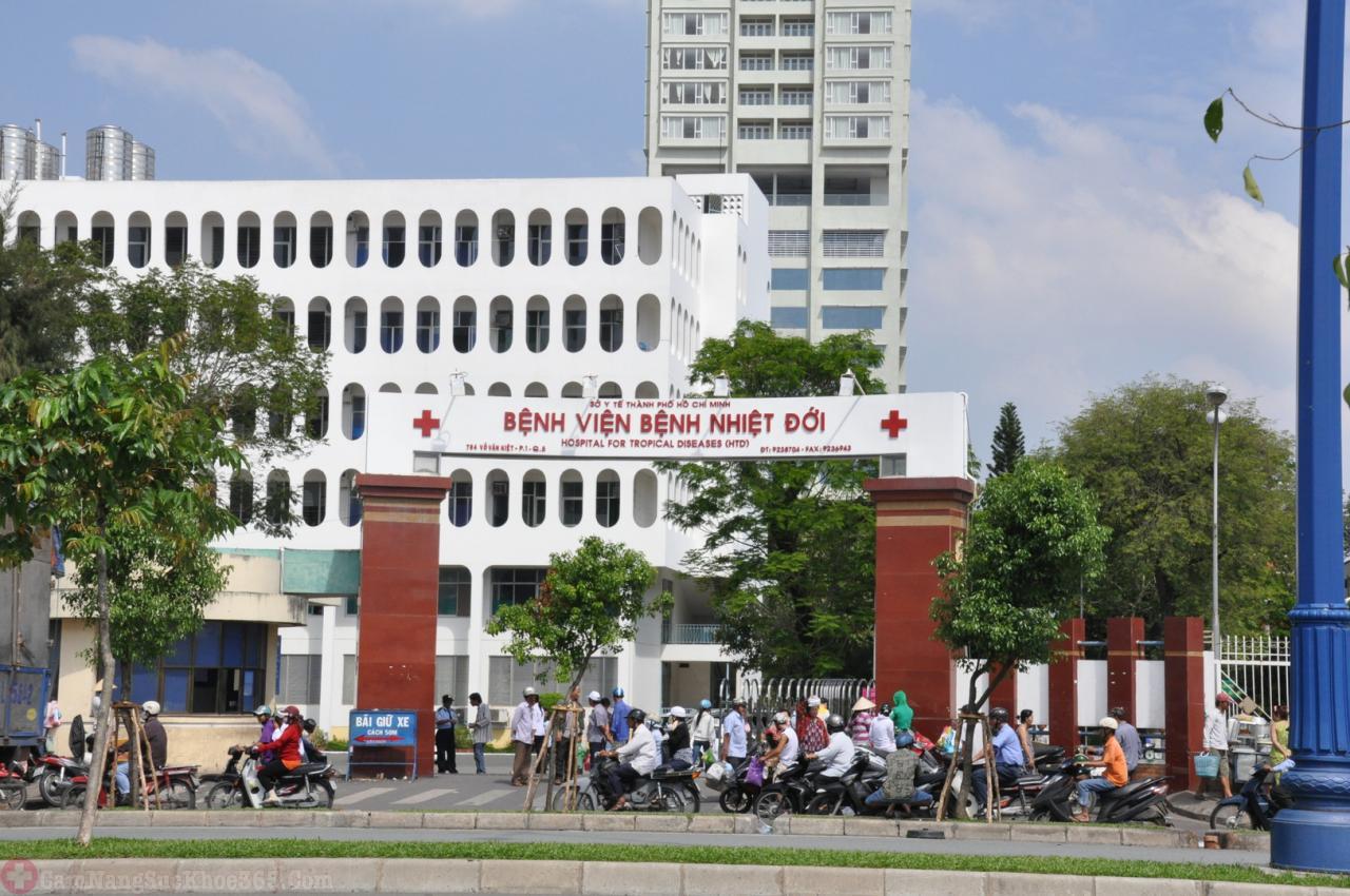 bệnh viện Nhiệt đới TP.HCM