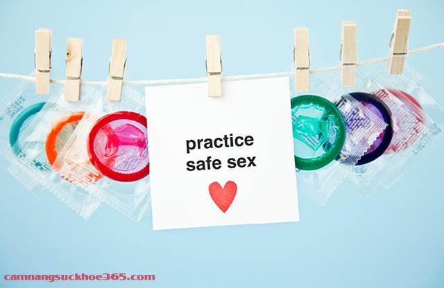 Quan hệ tình dục an toàn trong viêm cổ tử cung