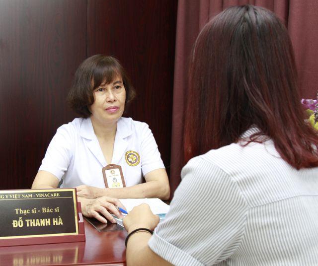 Bác sĩ Đỗ Thanh Hà chữa viêm cổ tử cung