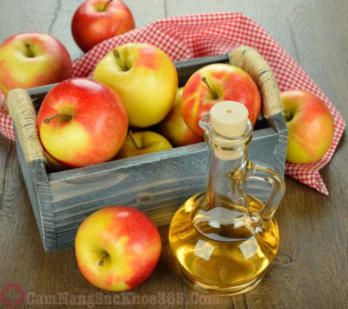 giấm táo