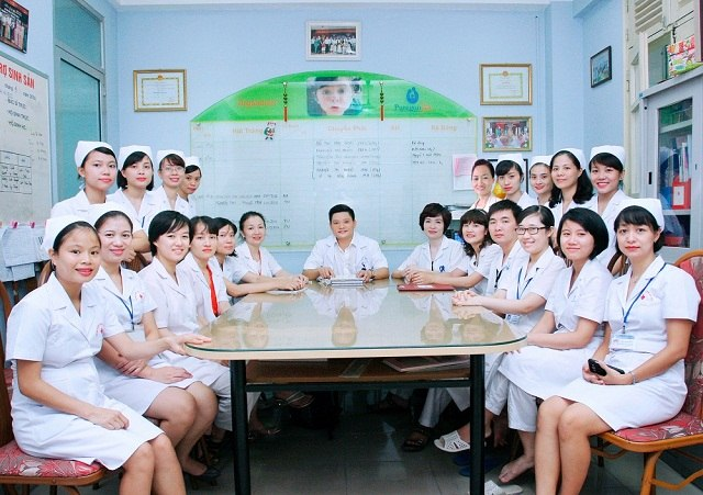 Địa chỉ khám viêm vùng chậu tại bệnh viện phụ sản Hà Nội