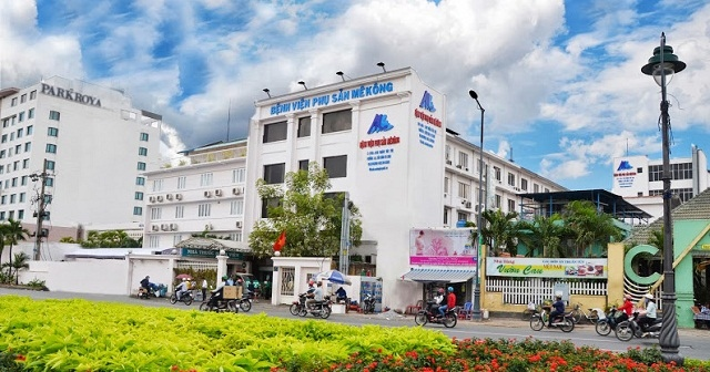 Bệnh viện phụ sản Mekông-Địa chỉ khám viêm vùng chậu uy tín