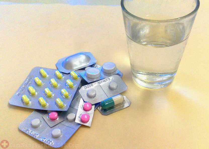 thuốc chữa viêm cổ tử cung