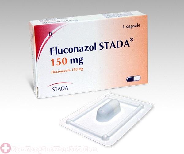 thuốc Fluconazol 150mg
