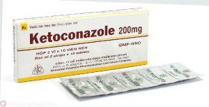 ThuốcKetoconazol trị viêm nấm âm đạo