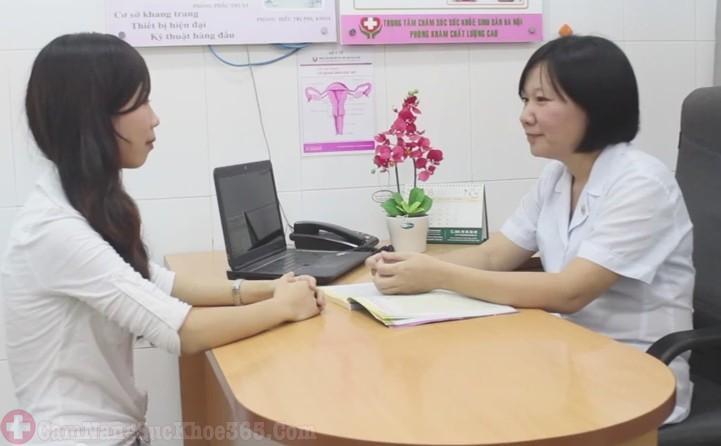 Bác sĩ giải đáp thắc mắc bệnh viêm cổ tử cung quan hệ được không