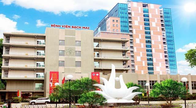 Bệnh viện Bạch Mai - Khoa Phụ Sản