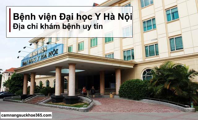 Bệnh viện Đại học Y Hà Nội - Khoa Phụ Sản