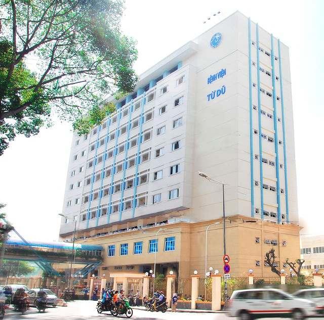 Khám viêm lộ tuyến cổ tử cung tại bệnh viện Từ Dũ