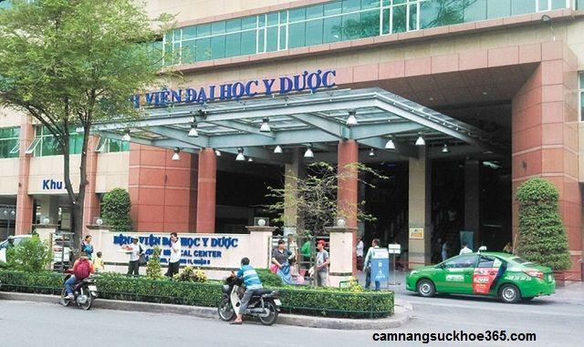 Bệnh viện ĐH Y dược TP. HCM cơ sở 2