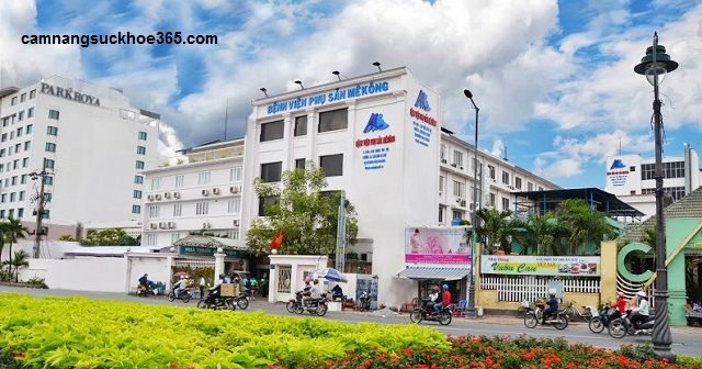 Khám u xơ cổ tử cung tại bệnh viện Mê Kông