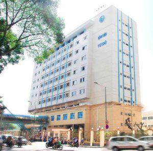 Khám viêm phụ khoa tại bệnh viện Từ Dũ