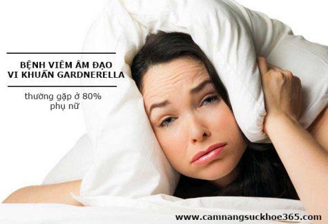 Bệnh viêm âm đạo vi khuẩn Gardnerella
