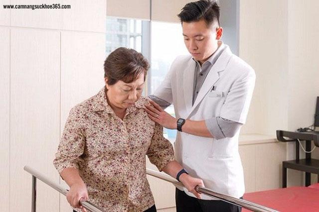 Người mới mổ u xơ cổ tử cung phải kiêng vận động mạnh