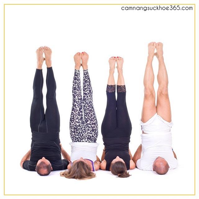 4 bài tập yoga giúp tăng cường sinh lý