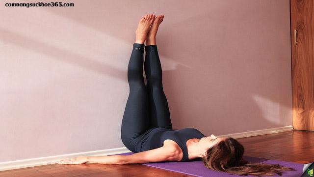 Bài tập yoga dành cho người bị mất ngủ