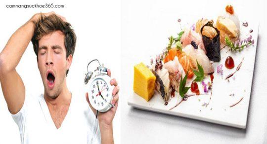 Những món ăn quen thuộc tốt cho người bị mất ngủ