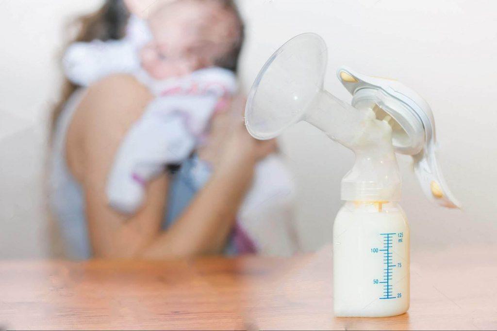 chữa chàm bằng sữa mẹ