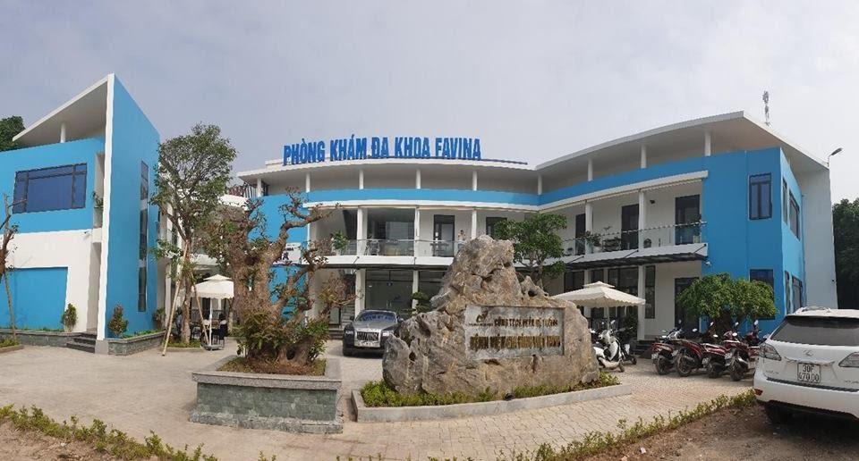 Phòng khám đa khoa Favina