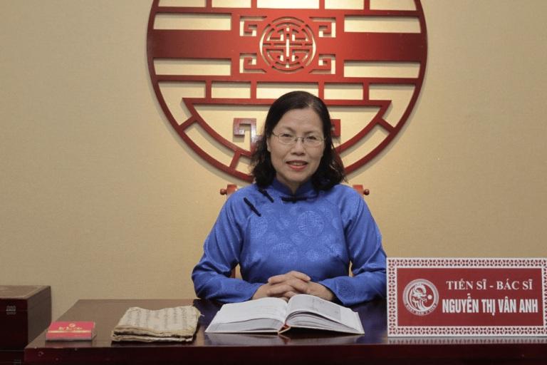 Tiến sĩ, bác sĩ Nguyễn Thị Vân Anh làm việc tại Nhất Nam Y Viện