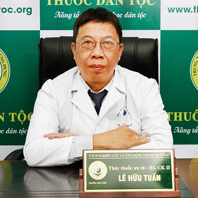 Bác sĩ Lê Hữu Tuấn đánh giá về bài thuốc Thanh hầu bổ phế thang