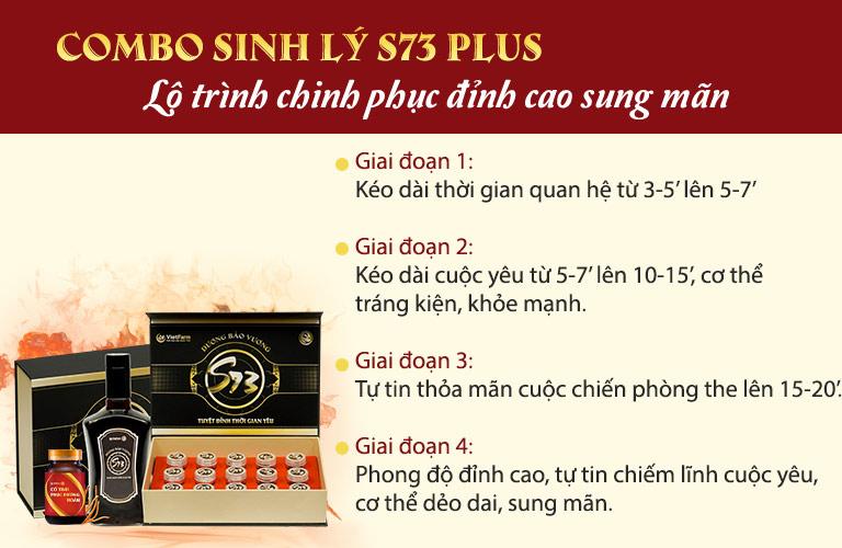 Dương Bảo Vương S73 Plus