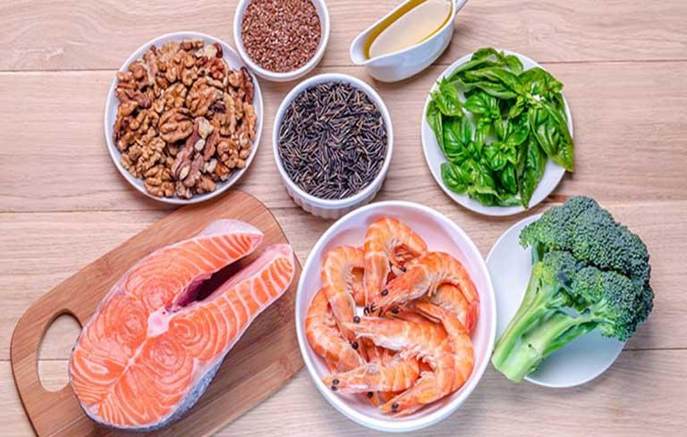 Một số gợi ý về các loại thức ăn tốt cho người bị thoái hoá khớp gối
