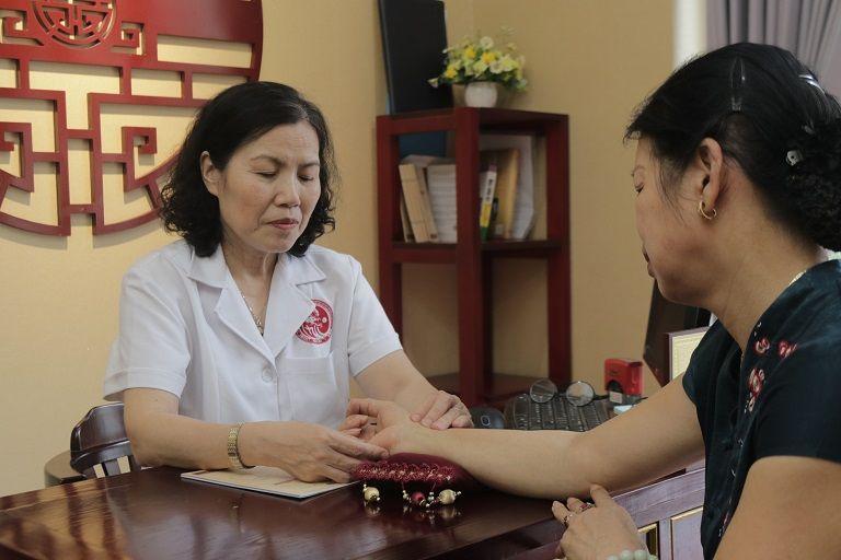 Bác sĩ Vân Anh hiện đang công tác và làm việc tại Nhất Nam Y Viện