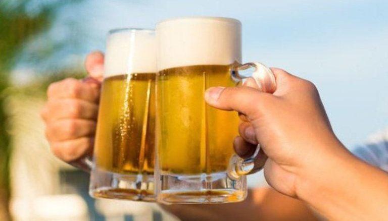 Không nên uống rượu bia hoặc các chất kích thích