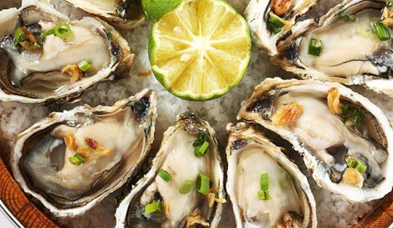 Hàu tươi là một món ăn bổ dưỡng, tốt cho sinh lý nam giới