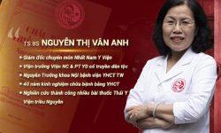 Chữa khỏi mất ngủ kinh niên cùng chuyên gia YHCT có 40 năm kinh nghiệm - TS.BS Nguyễn Thị Vân Anh