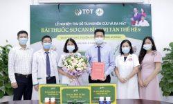 Thuốc Dân Tộc Ra Mắt Sơ Can Bình Vị Tán 2 Đặc Trị Bệnh Dạ Dày